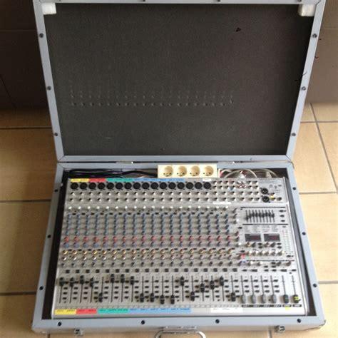 Mixer Behringer Sl2442fx behringer eurodesk sl2442fx pro image 1641348 audiofanzine