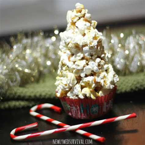 popcorn christmas trees a smarter ice cream treat