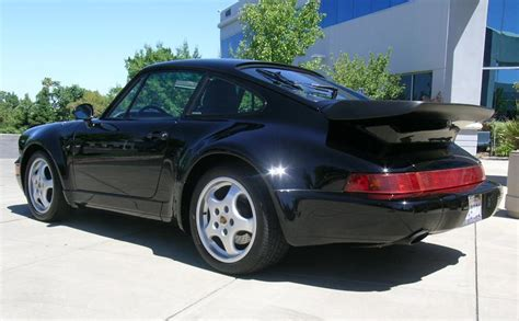 1992 porsche 911 turbo related infomation specifications
