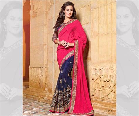 Bridal Silk Saree Collection 2015