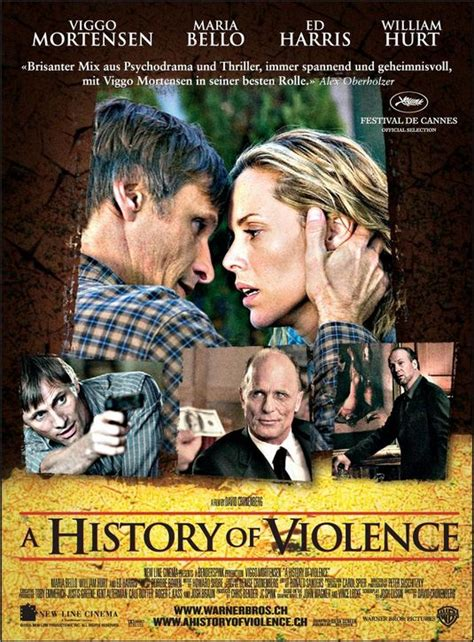 Watch A History Of Violence 2005 Full Movie A History Of Violence Movie Poster 3 Of 4 Imp Awards
