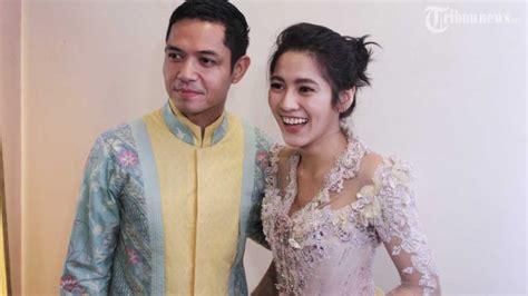 Baju Akad Nikah Alyssa Soebandono dude harlino dan alyssa soebandono sebar 1 000 undangan pernikahan tribunnews