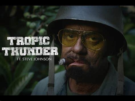 lincoln osiris sgt lincoln osiris quot tropic thunder quot ft steve johnson