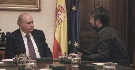 ministre interieur espagnol