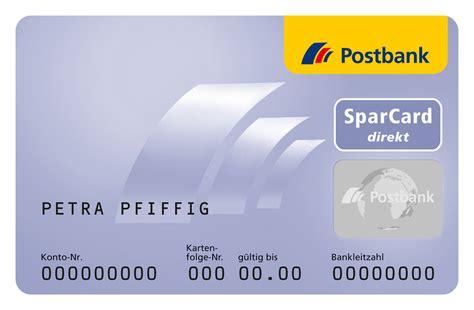 post bank de postbank sparcard 3000 plus direkt seotoolnet