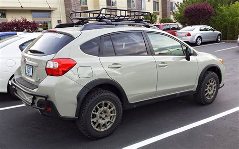 crosstrek subaru lifted subaru crosstrek turbo kit autos post