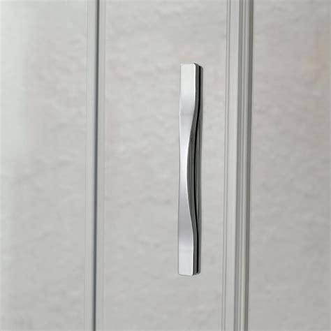 maniglie per doccia box doccia porta fissa anta scorrevole h185 198 profilo in