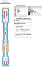 Msc Divina Floor Plan by Msc Deck Plan April 18 22 2015