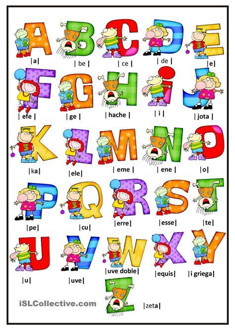 traductor de imagenes en ingles a español online abecedario del espa 195 177 ol abecedarios pinterest