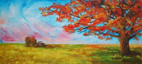 imagenes de paisajes oleo silvia spelzini pinturas y dibujos paisajes en oleo y