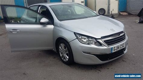 used peugeot diesel cars for sale 2014 peugeot 308 active hdi for sale in the united kingdom