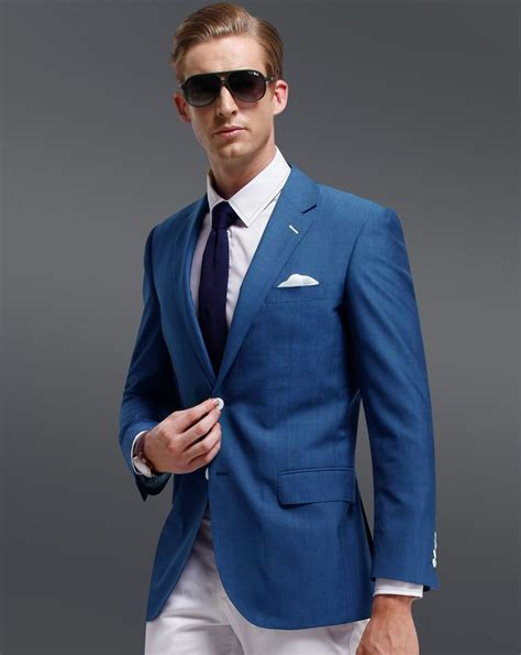 Blue Blazer blue blazer 30006wall jpg casual look
