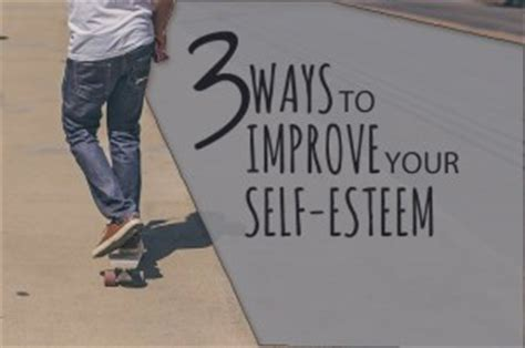 12 Best Ways To Improve Your Self Confidence by 3 Ways To Improve Your Self Esteem Student Devos Youth