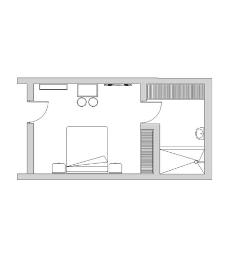 2d layout 2d cad drawing hotel room layout cadblocksfree cad