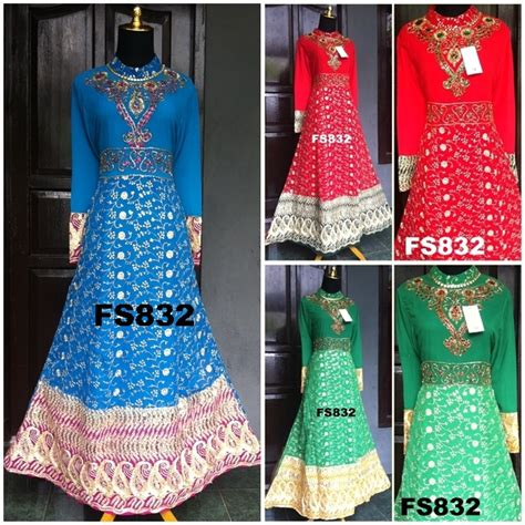 baju gamis sarri collkection fashion baju murah kain india hairstylegalleries com