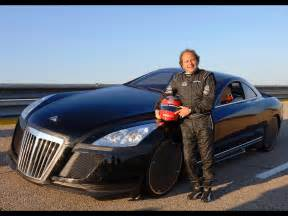 Test Driver 2005 Maybach Exelero Show Car Test Driver 1600x1200
