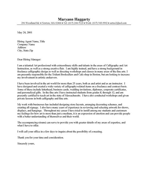 cover letter that stands out write a cover letter that stands out exle covering