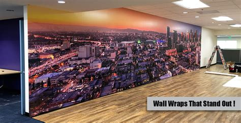 Cityscape Wall Mural wall mural for cei monster image