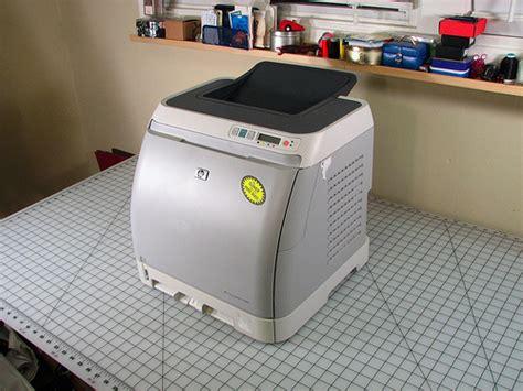 Printer Hp Color Laserjet 2600n epic take apart hp color laserjet 2600n evil mad scientist laboratories