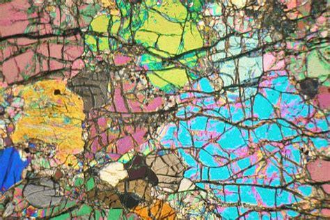 dunite thin section dunite bellinzona switzerland thin section microscope