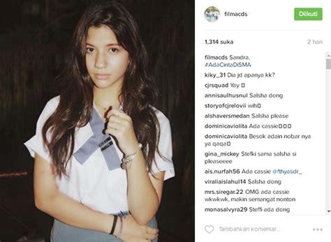 Indonesia Ada Cinta Di Sma bertabur artis muda cantik ada cinta di sma cjr gaet