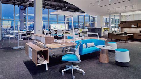 steelcase benching steelcase bivi corporate interiors