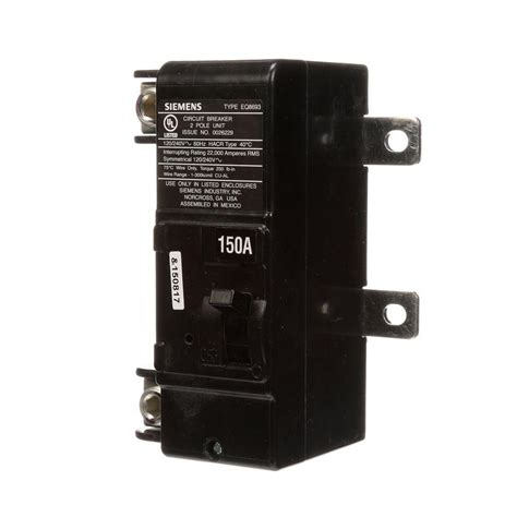20 Amp 2 Pole Gfci Breaker Home Depot   Insured By Ross