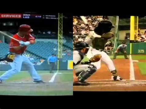 mike trout swing analysis mike trout andrew mccutchen compact swing mechanics