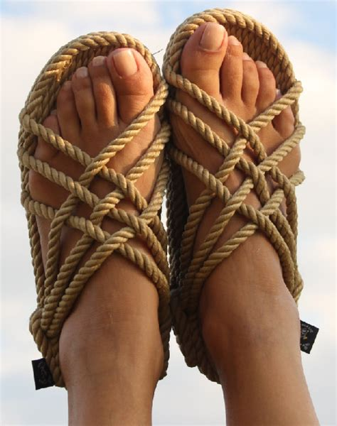 Handmade Rope Sandals - free shipping in usa handmade jc camel rope sandals by