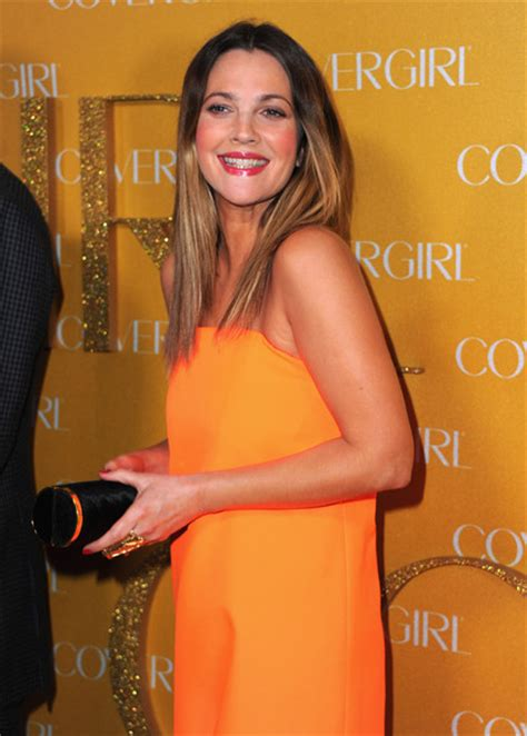 Drew Barrymore Signs Major Caign With Covergirl Cosmetics by Drew Barrymore Covergirl 50th Anniversary