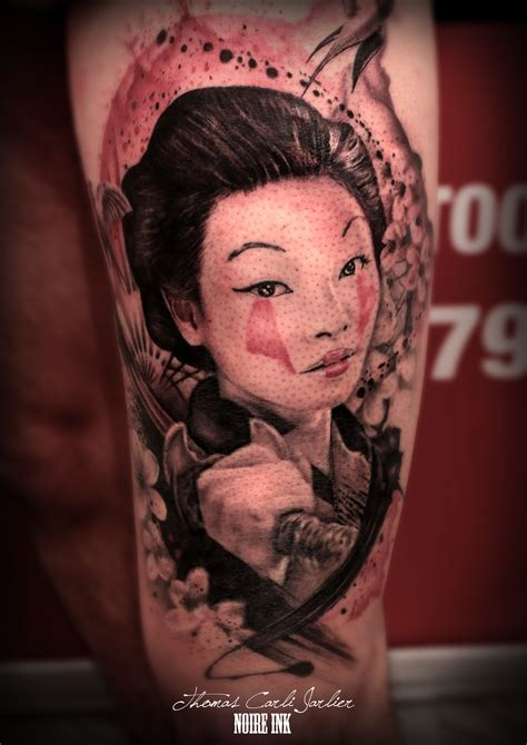 geisha tattoo wiki tatouage geisha signification galerie tatouage
