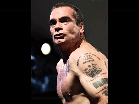 henry rollins tattoo the iron never lies theory to practice
