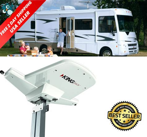 hdtv rv digital tv antenna air programming vhf uhf signal trailer c 689744721442 ebay