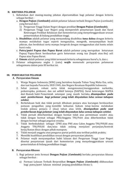Lowongan CPNS KEMENKO PMK (Kementerian Koordinator Bidang