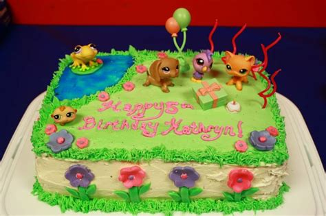 Littlest pet shop cake lps cakes i want pinterest