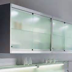 Sliding Glass Kitchen Cabinet Doors Sliding Kitchen Cabinet Doors Need Them Clear And White Like Blue Door S Design Remodel