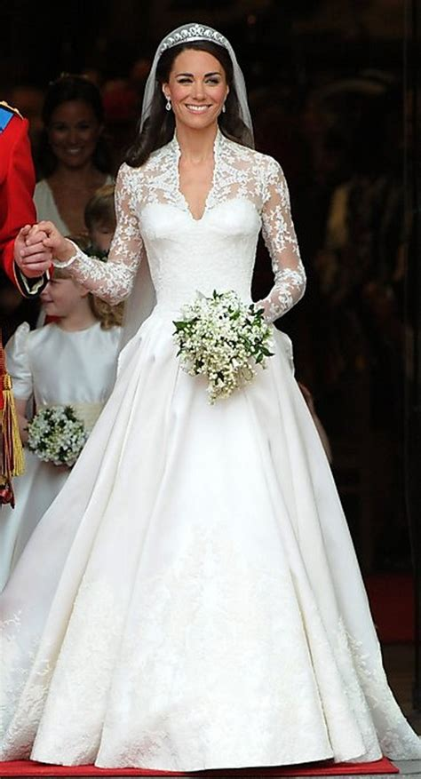 weddings ceremony celebrity wedding dresses inspire you