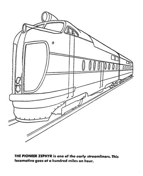 free coloring pages of diesel trains