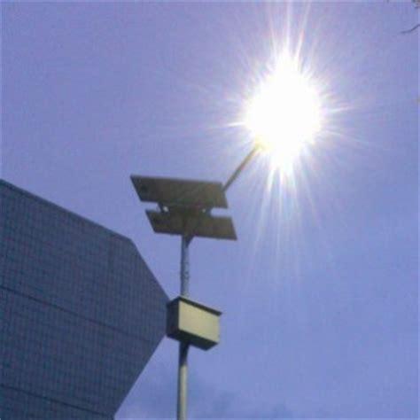 Lu Led Tenaga Surya paket pju solar cell 60 watt led one led indonesia cv