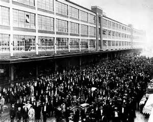 aims to save historic ford model t plant