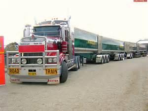 Western Truck Accessories Australia Australian Road Trains An Aussie Trucker Tells The Real Story