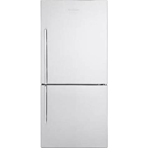blomberg brfb1800ss 30 quot counter depth refrigerator