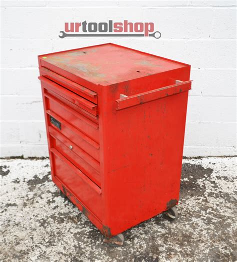 Snap On 7 Drawer Tool Box by Snap On Vintage 7 Drawer Tool Box Chest Cabinet 2643 131