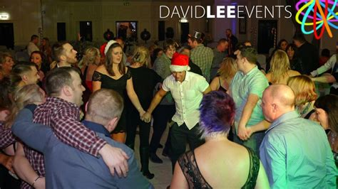 manchester christmas parties david lee events