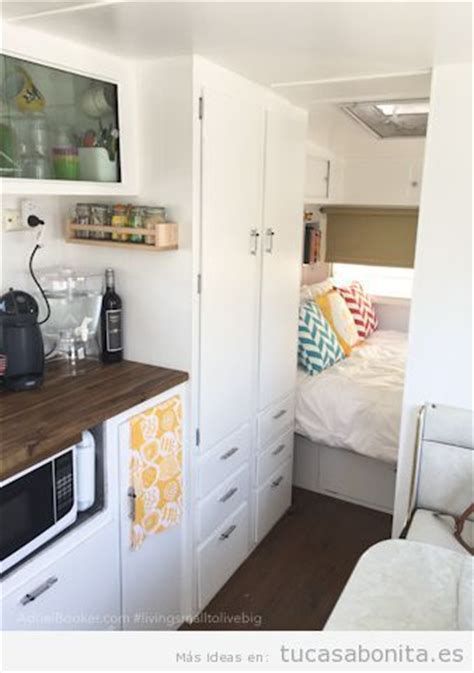 decorar interior auto ideas para decorar tu caravana o autocaravana estilo