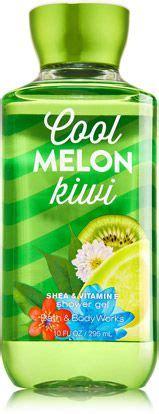 Cool Scents Melon Cool Melon Kiwi Shower Gel Signature Collection Bath Works