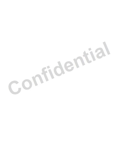 Confidential Watermark Png & Free Confidential Watermark