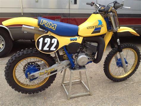 Rm500 Suzuki Suzuki Rm500 Information