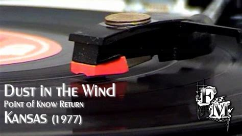 kansas dust in the wind wow what a kansas dust in the wind vinyl record youtube