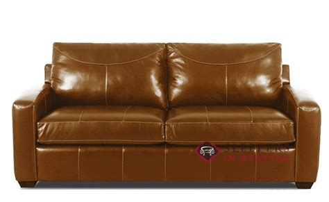Sleepers In Seattle Coupon by Ship Boulder Leather Sofa By Savvy Fast